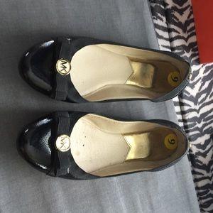 Michael Kors Patent Leather Flats sz 9